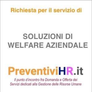 Soluzioni di Welfare Aziendale