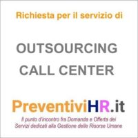 OUTSOURCING CALL CENTER