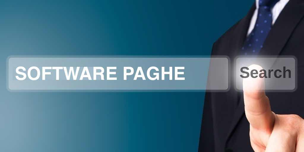SOFTWARE PAGHE